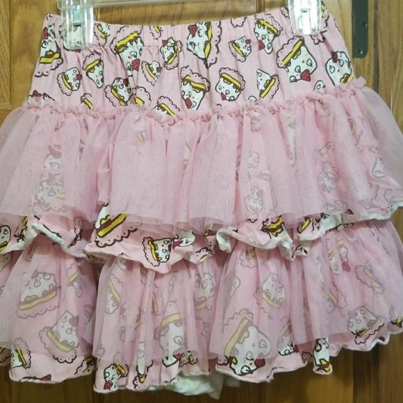 fc0bbf56d2 ACDC RAG Skirts | Pink Cupcake Tulle Skirt | Poshmark